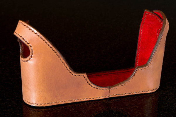 Leica M10 Camera Case tan leather