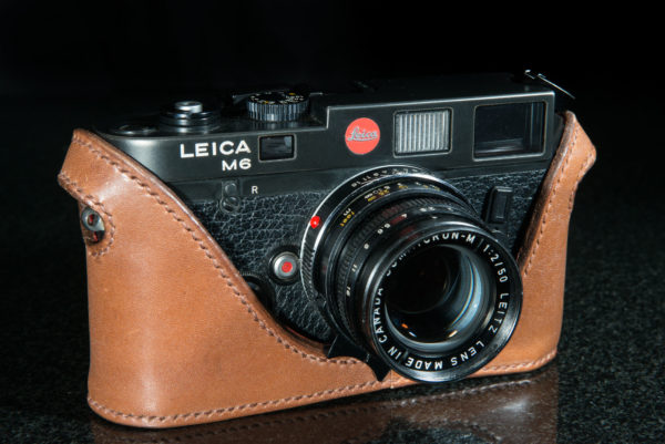 Leica M6/ M7 Camera case Brown leather classic cases