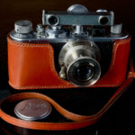 Leica Standard Case in rich brown leather from Classic Cases