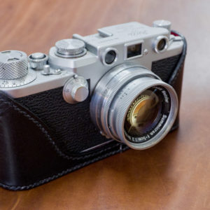 Leica 111f Camera Case made by Classic Cases