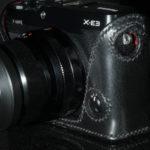 Fuji X-E3 Camera Case from Classic Cases