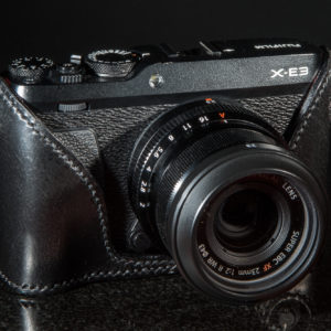 Fuji X-E3 Camera Case from Classic Cases