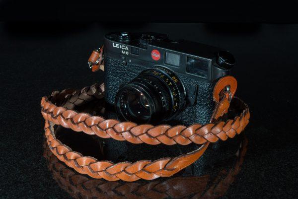 Braided Camera Strap