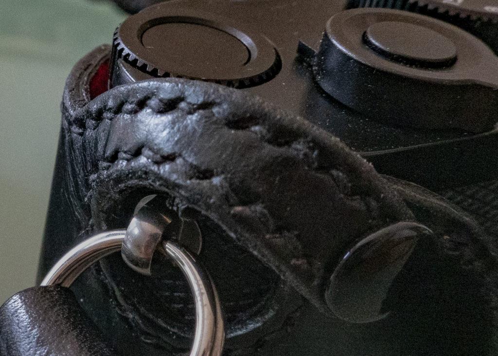 Leica Q2 camera case by Classic Cases